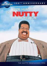 The Nutty Professor DVD Cover