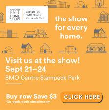 exhibitor kit calgary fall home show