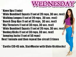 Stair Master Workout by Jen Selter Workout Routine Monsterabs