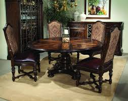 stunning round formal dining room table pictures home design