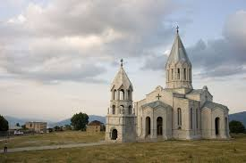 Ghazanchetsots Cathedral