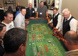 casino nights professional casino party packages