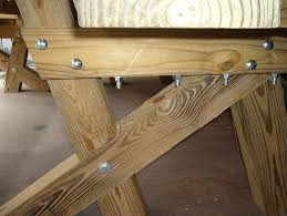 Wooden Bench Plans To Build by 159 Best Park Bench Cheap And Easy Images On Pinterest Chairs