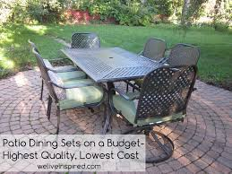 Best Place To Buy Dining Room Set by Where To Buy Low Cost Quality Patio Furniture And Dining Sets