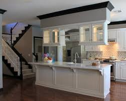 kitchen backsplash trim ideas 124 best kitchen trim ideas images on pinterest molding ideas