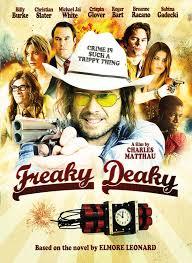 FILM Freaky Deaky 2012
