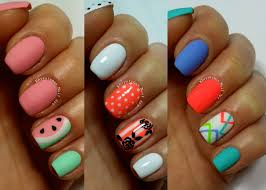 nail art for short nails for beginners at home without tools how