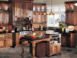 rustic kitchen images awesome design 20 elegant cabinets gnscl