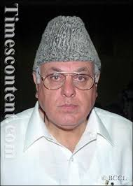 Dr. Farooq Abdullah, Union Minister for New and Renewable Energy