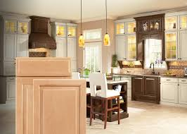 Linen Kitchen Cabinets Custom Cabinet Sets Rustic U0026 Shaker Cabinets Shenandoah