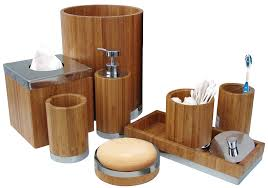 Coastal Bathroom Accessories by Steel Ageless Collection Bathroom Accessories Set 8pc Free
