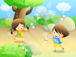 Desktop Wallpaper / Gallery / Miscellaneous / Universal children's day