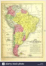 Map Of The South America by Political Map Of South America 1200 Px Nations Online Project Of