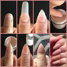 how i do my nails at home u2014 morganestalamode