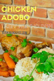 filipino thanksgiving recipes b is 4 filipino dish chicken adobo