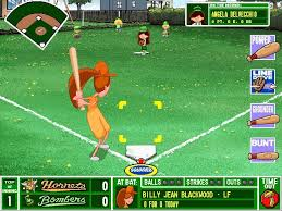 Original Backyard Baseball by Backyard Baseball Macintosh Repository
