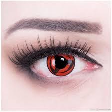 halloween coloured contact lenses sharingan kakashi contacts color