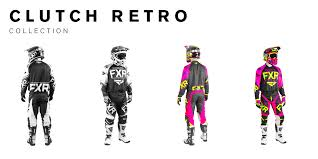 motocross jersey design your own dirt bike magazine 2018 fxr mx collection