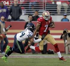 seahawks 49ers thanksgiving report ex 49ers qb kaepernick to visit seahawks sfgate