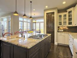 12 stunning kitchens with dark floors house and living room