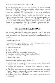 Example literature review on strategic human resource management University of Nairobi
