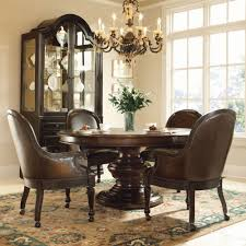 Dining Room Sets With Round Tables Bernhardt Normandie Manor Dining Room Setting Best Video Game