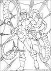 FUN & LEARN : Free worksheets for kid: Spiderman Coloring pages