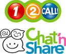 """วัน-ทู-คอล! ออกแคมเปญ """"Chat'n Share"""" เพื่อนกันไม่จำกัด ครั้งแรกกับ ..."""