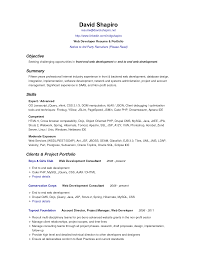 Resume Summary For Entry Level  breakupus remarkable resume