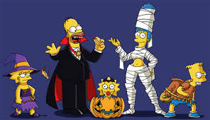 the simpsons halloween of horror upcoming events simpsons trivia treehouse of horror edition