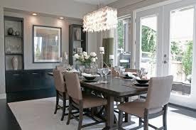dining u0026 kitchen rectangular chandelier for dining room