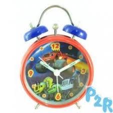 monster machine alarm clock