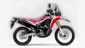 motocross dirt bikes 2017 honda crf250l standard and rally reviews comparisons