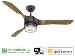hunter apache 59226 wi fi enabled ceiling fan