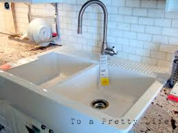 Farm Sink Kitchen Home Design Appealing Ikea Farmhouse Sink For Your Kitchen Design