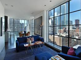 Small Penthouses Design by Mid Century Modern Home Design By Flavin Architects Caandesign