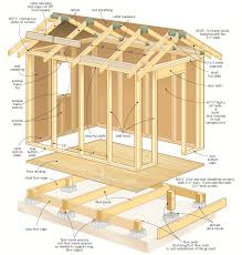 Backyard Storage Building by Shed Roof Porch Free Backyard Garden Storage Shed Plans Free
