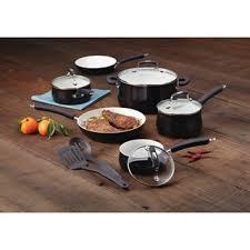 black friday ceramic cookware hamilton beach aluminum ceramic non stick 10 piece cookware set