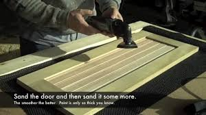 How To Paint Kitchen Cabinets Like A Pro How To Build Kitchen Cabinet Doors Youtube