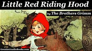 red riding hood brothers grimm audiobook