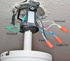 Ceiling Electrical Box by Ceiling Fan Switch Wiring Electrical 101