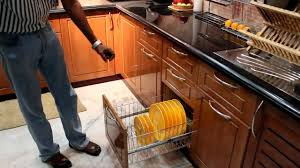 Kitchen Cabinets Inside Modular Kitchen Indian Context Accessories Youtube