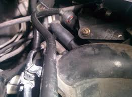 is this the egr valve on the focus svt 2002 ford focus forum