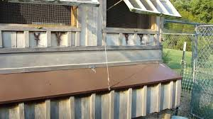 Saltbox Style House Plans Tour Our Saltbox Style Chicken Coop Youtube