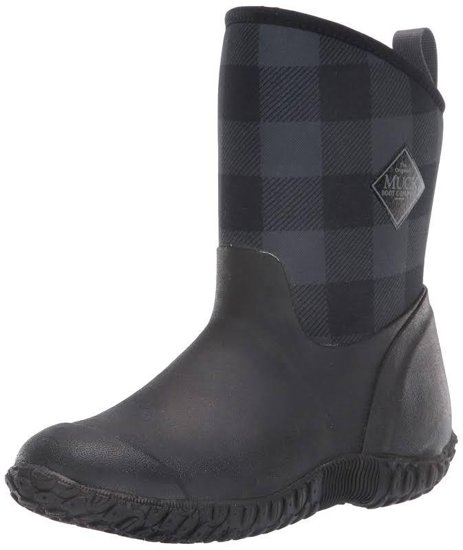 Muck Boot Muckster II Mid Boots Black- Womens