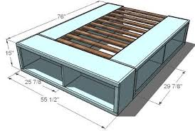Build Diy Platform Bed by 54 Best Byob U003dbuild Your Own Bed Images On Pinterest Bedroom