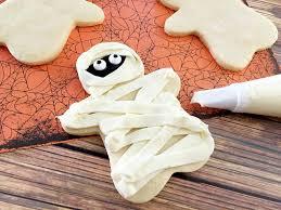easy mummy cookies recipe not quite susie homemaker