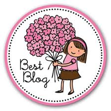 Primer Premio Best Blog Award