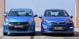 nissan almera vs proton persona malaysia vehicle sales data for march 2016 by brand