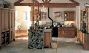 croft oak classic country wood kitchen